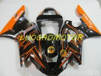 Injection Bodywork Fairings kit for YAMAHA YZF1000R1 YZF R1 2000 2001 fairing kits Cowling YZF-R1 00 01 Hogh Quality ABS Motorcycle Custom Gift Black Flame Orange