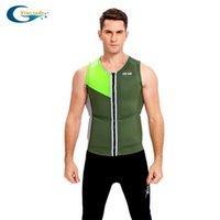 Life Vest & Buoy Adults Jacket Neoprene Safety Water Sports Ski Wakeboard Swimming Jackets Zwemvest Kinderen Puddle Jumper