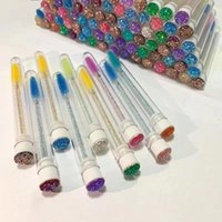Makeup Brushes Eyelash Extension Cleaning Brush Disposable Holder Eye Lash Mascara Wands Tubes