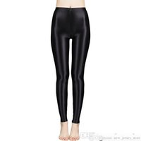 NEW Satin Glossy Pantyhose Sexy Stockings Shiny Yoga Pants Leggings Sport Tights Women Ladies Fitness High Waist Tightssoccer jersey
