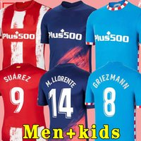 soccer jersey Euro 2020 2021 football shirt Trikot Französisch 100. Geburtstag 100 Jahre Fußball-Trikot der Fußball Weltmeisterschaft MBAPPE Herren + Kinder Kit