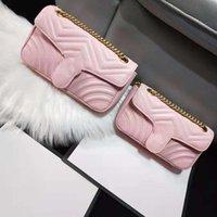 Conjunto de 3 peças Luxurys Designers Saco Mulheres Handbag Messenger Oxidante Couro Pochette Metis Elegante ombro Sacos de compras 011