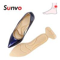5D Губка заостренные высокие каблуки стельки для плоской боли для боли для боли для ног