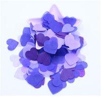10g Per Bag 1 Inch Tissue Paper Heart Confetti Filling Balloons Baby Shower Wedding Birthday Party Table Dec jllOYY SSJX