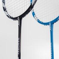 NR-Series Badminton Racket Double Shot, adecuado para jugador amateur