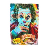 10*15cm backwoods sweet aromatic packaging bags clown candy gummies bag package Smell Proof mylar Packing Empty free DHL