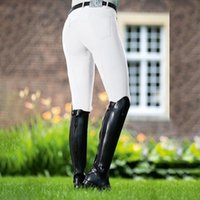 Women's Pants & Capris Horse Riding Clothes For Women Men Skinny Solid Trousers High Waist Trouser Elastic Equestrian Breeches Equipments