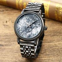 2021 جديد جودة عالية ثلاثة غرز الفاخرة رجل الساعات الكوارتز ووتش مصمم الساعات AMN العلامة التجارية الصلب حزام الانفجار الأزياء ساعة اليد montre