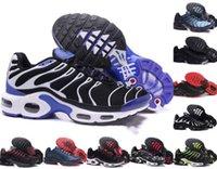 جودة عالية الذكور TN زائد الاحذية MS SE الترا رجل المشارب الأبيض الأزرق مصمم أحذية رياضية الرجعية TNS الكلاسيكية المدربين في الهواء الطلق حجم 40-46