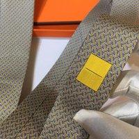 Homens Gravata Design Mens Gravatas Moda Pescoço Gravata Letra Impresso Luxurys Designers Business Cravata De Negócios Gravatas Corbata Cravattino