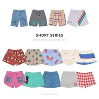 Pre sale spring and summer children's sports shorts boys girls' casual 210723