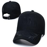 Icono Snapback Papá Hat Snap Womens Hombres Back Golf Sombreros Hombres D2 Moda Moda Béisbol Cap Marca Drake Caps Verano Bordado Headwear
