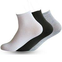 Носки Arherigele 8PCS 4PAIR Мода Твердые Низкая Лодыжка для Мужской Хлопок Лето Невидимый Чистый Цвет Дышащий
