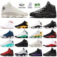 shoes Zapatillas de baloncesto Chaussures de basket blanc bleu gymnase élevé UNC rouge rouge noir entraîneurs des hommes de sport Chaussures de sport