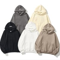 Мода-теплые толстовки с капюшоном Мужская женская мода уличная одежда пуловер толстовки Свободные любители Hoodiess Tops одежда