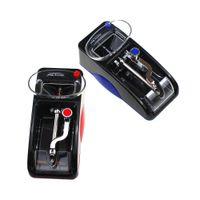 기타 흡연 액세서리 2 색 GR05 담배 자동 기계 전자 전기 롤링 롤러 담배 UA 충전 주입기 제조기 도구