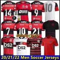 Flamengo Soccer Jerseys 2021 2022 رجل قمصان النساء دييغو E.RIBEIRO GABRIEL B. Gabi Football Jersey Pedro Matheuzinho de Arscaeta Gerson B.Henrique Camisa Mengo 21/22