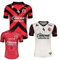 2021 2022 Tijuana 축구 유니폼 클럽 멀리 홈 멀리 322 Manotas Martinez Angulo Castillo 축구 셔츠 S-3XL