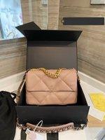 2021 Bom Venda de Luxurys Designers Saco 19 Série Bolsas Mulheres Ombros Sacos Tote Designer Crossbody Purse Chain Moda Bolsas com alta qualidade