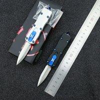 MT Mini knife D2 Blade Aluminum Handle Survival EDC Camp Hunting Outdoor Kitchen Tool Key Utility Knife535BK 535S 550 940 810 553 551 C81 C10 c240 940-1