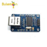 Geïntegreerde Circuits Mini Enc28J60 Ethernet LAN Netwerkmodule voor Arduino 51 AVR SPI PIC STM32 LPC MCU Development Board ondersteunende modules