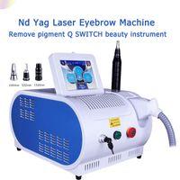 Picosecond Laser Device Back DolloTherapy Pigment Tattoo Scar Mole Freckle Rimozione Dark Spot Remover Machine Penna # 02