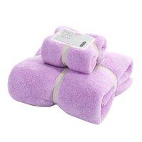 Полотенце коралловые бархатные ванны для ванны мягкие водопоглощающие полотенца
