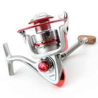 NEW Promotion!CK1000 - 7000 12 Ball Bearings 5.2 : 1 fishing Spinning Exchangable Foldable Handle Fishing Reel