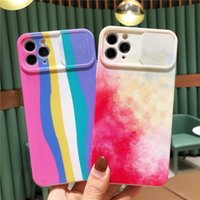 Camera Lens Protect Colorful Back Cover For iphone 13 11 12 Pro Max 7 8 Plus Soft TPU Silicone Phone Case For iphone 13 X XR Xs Max