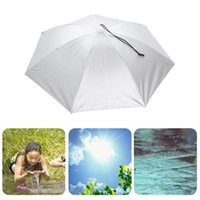Stroller Parts & Accessories Portable Head-mounted Umbrella Sun Shade Lightweight Kids Camping Fishing Hiking Outdoor Foldable Cap Cosplay P
