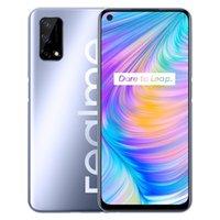 "Original Realme Q2 5G Mobiltelefon 6 GB RAM 128 GB ROM MTK 800U Octa Core Android 6,5 ""Vollbild 48.0mp Gesicht ID Fingerprint Smart Handy"