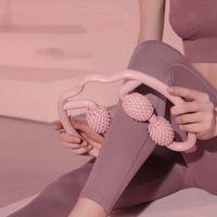 Кольцо зажим для ноги ролика массажер тонкий маленький артефакт уменьшить мышцы толстые студент женские йоги красота талия многофункциональное оборудование сопротивление