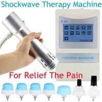 Electric Massagers Shockwave Therapy Machine For ED Treatment And Waist Or Stern Pain Home Use Body Relax Massager Portable Equipment
