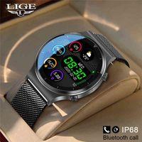 디자이너 시계 브랜드 시계 럭셔리 시계 OD 압력 풀 터치 스크린 스포츠 피트니스 블루투스 안드로이드 스마트