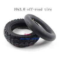 Motorcycle Wheels & Tires 10x3 Inch Off Road City Pneumatic Tire Inner Tube Inflatable Tyre For Electric Scooter Speedual Grace 10 Zero 10X