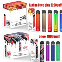 Kangvape One Stick Одноразовые Vape Pen E Cigarette Starter Kit Устройство 1100 мАч Батарея 1800 1900 2200 Средства 6,2 млн. Картридж Оригинальные пары оптом
