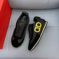 Mode Hommes Designer Sports Chaussures de sport haute qualité Luxe Soft imprimé Mens Baskets Baskets Sport chaussure avec boîte
