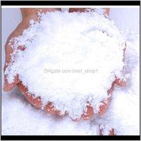 Другие события Праздничный домашний дом Drop Доставка 2021 Искусственный мгновенный Пушистый снежный порошок снежинки Супер абсорбирующая замороженная волшебная вечеринка WEDDI