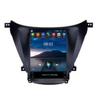 Car dvd Radio Video-Player Android Multimedia Vertical-Screen for Hyundai Avante Elantra 2012-2014 Auto-Stereo