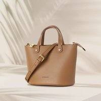 Akend Pochette Telfar Multi Bags Andd1y_top Quilted Leather Zhouzhoubao123 Louisbags_18 Simple 2021 Leather Bucket Niche Design Hanghhangbag {category}