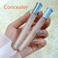 Concealer Liquid Face 메이크업 1 세트 세트 세트 주근깨 숨김 모이스처 라이징 간단한 자연적 자연 건강