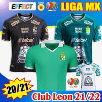 Nouveau 2020 2021 Chivas de Guadalajara domicile troisième maillots de football 20/21 Club America UNAM or LEON Camiseta de Futbol NAUL Tigres Club Wolrd Cup