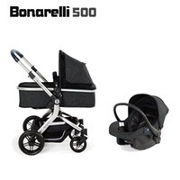 Strollers# Bonarelli 500 Baby Stroller 3 In 1 Trend Expedition Jogger Travel System
