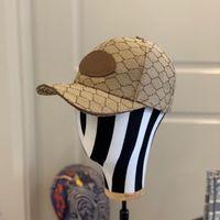 2021デザイナー刺繍野球キャップファッションメンズレディーススポーツ帽子調節可能サイズ男クラシックスタイル卸売