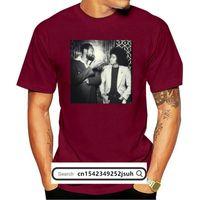 남성용 티셔츠 마이클 잭슨 T 카마사; Com Marvin Gaye Camiseta.