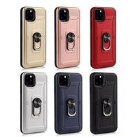درع درع صدمات فون حالة الغطاء الخلفي ل iphone11promax 66splusiphone-12 قطرة العسكرية اختبار السيليكون TPU