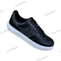2021 Top Quality Mens Leather Casual Shoes Designer shoe Lac...
