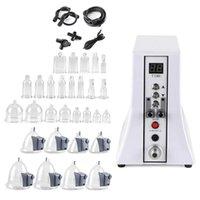 29 tazas de vacío pecho y tope Ampliación Levante hacia arriba Formación de cuerpo Formación de vibrador eléctrico Máquina de masaje Máquina de masaje Drenaje linfático
