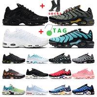 nike air max tn plus  Teslim TLX R4 809 Atletik Sneaker kırmızı bule siyah beyaz Spor Açık Yürüyüş Ayakkab ...