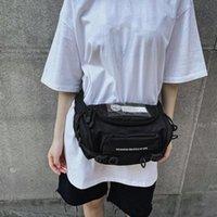 힙합 여성 허리 가방 남성 거리 전술 가슴 장비 가방 여성 고품질 옥스포드 Fanny 팩 어깨 크로스 바디